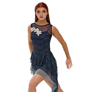 Adult/Girls Holocene Tank Dress with Rhinestones