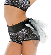 Adult/Girls Sound of the Drum Bustle Shorts