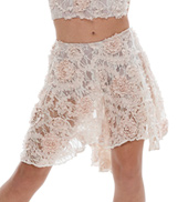Adult/Girls Explosions Lace Skirt