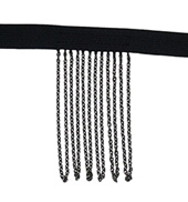 Womens/Girls Dangling Chain Choker Necklace