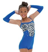 Adult/Girls Dream Catcher Camisole Unitard without Rhinestones