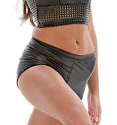 Adult/Girls Freedom Leather Shorts
