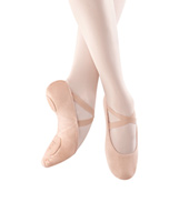 Adult Pro-Arch Canvas Split-Sole Ballet Slippers