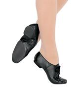 Child Jazzsoft Lace Up Jazz Shoes