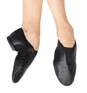 Adult Flow Slip-On Jazz Shoes