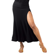 Adult Long Trumpet Ballroom Skirt