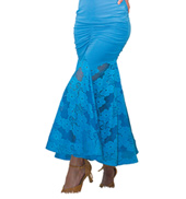 Womens Long Angelica Skirt