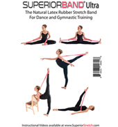 SuperiorBand Ultra Loop Dance Stretch Band