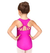 Girls Racerback Tank Leotard