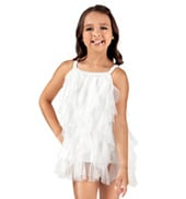Girls Flowy Camisole Dress