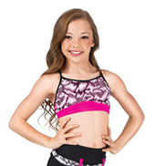 Girls Camisole Bra Top
