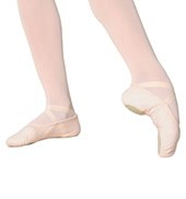 Womens Stella Split Sole Ballet Shoes