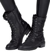 Adult Combat Boot