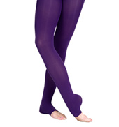 Girls Footless Tights