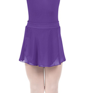 Girls Pull-On Skirt with 1 Tactel Waistband