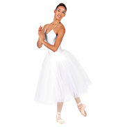 Adult Sylphide 5 Layer Halter Tutu Dress