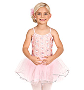 Sweet Caroline Girls Tutu Dress