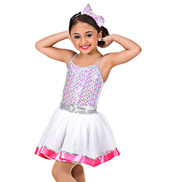 Sprinkles Girls Tutu Dress