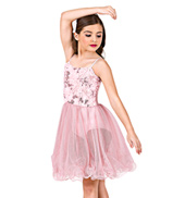 Shall We Dance Girls Tutu Dress