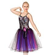 Allegro Adult Romantic Tutu Dress