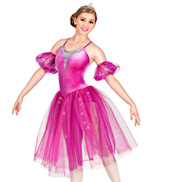 Waltz of the Hours Adult Romantic Tutu Dress