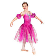 Waltz of the Hours Girls Romantic Tutu Dress