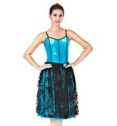 Moonlight Sonata Adult Romantic Tutu Dress