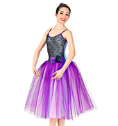 This Is the Moment Adult Romantic Tutu Dress