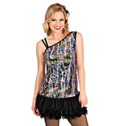 All Eyes on Me Adult Sequin Dress