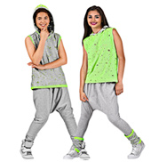 Street Beat Adult Unisex Costume Set