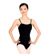 Adult Square Neck Camisole Leotard