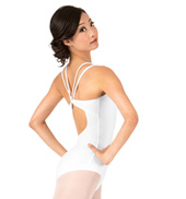 Adult Double Strap Camisole Dance Leotard