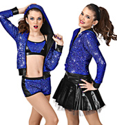 Swagg Girls Costume Set