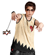 Zombie Jamboree Boys Costume Set