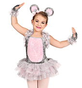 Hickory Dickory Dock Girls Tutu Dress