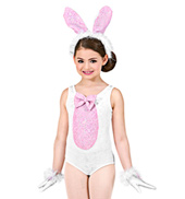 Bunny Hop Girls Leotard Costume