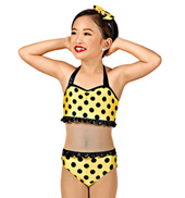 Itsy Bitsy Girls Leotard Costume