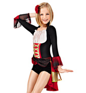 Le Corsaire Girls Unitard Costume