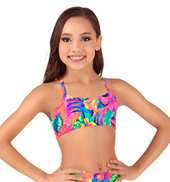 Child Tahitian Camisole Bra Top