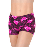 Child Fire Heart Dance Shorts