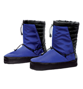 Adult Blue/Black Warmup Bootie