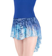 Adult Lace Hi-Lo Skirt