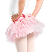 Child and Toddler Celeste Sequin Tutu Skirt