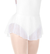 Adult Orelie Wave Mesh Pull-On Skirt