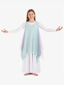 Girls Worship Reversible Tank Pullover