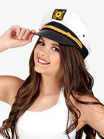 24-Pack Sailor Captain Hats