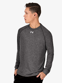 Mens Locker Long Sleeve Workout Tee