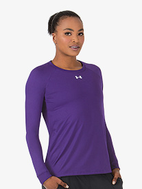 Womens Long Sleeve Fitness Tee
