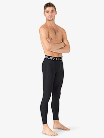 Mens Compression Fitness Leggings