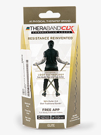 Theraband Elite Strength CLX Resistance Band